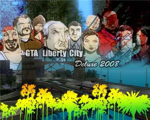 GTA Liberty City Deluxe 2008