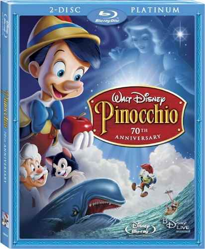 Пиноккио / Pinocchio (1940/BDRip/1080p)