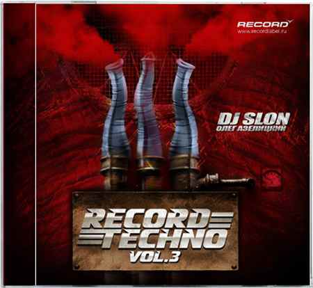 Record Techno Vol. 3 - 2009