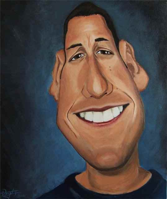 20 Awesome Portrait Caricatures
