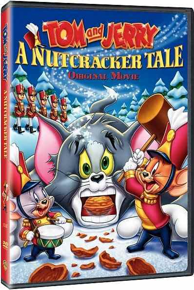 Том и Джерри: История о Щелкунчике / Tom and Jerry: A Nutcracker Tale (2007) HDTVRip 720p